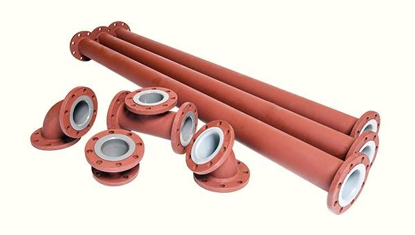 SKS-VLP 硬質塩化ビニルライニング加工管