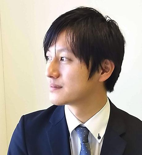 営業部 入社10年目/東洋大学卒
