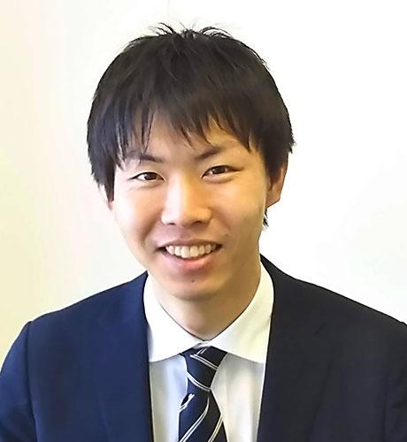 営業部 入社5年目/東京都市大卒