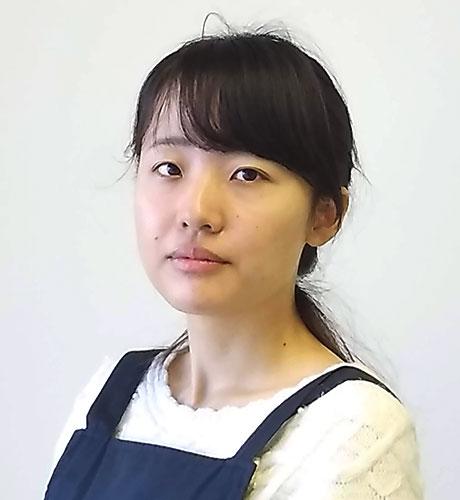 営業部 アシスタント 入社4年目/東京国際大卒
